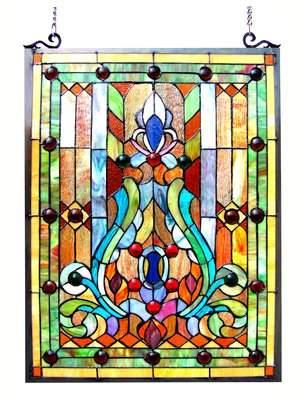 Astoria Grand Ava Victorian Window Panel