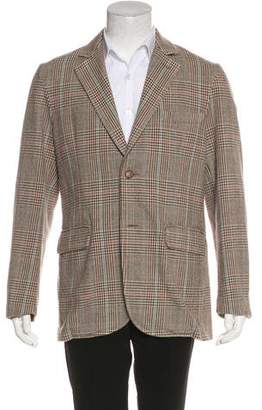 Etro Glen Plaid Sport Coat