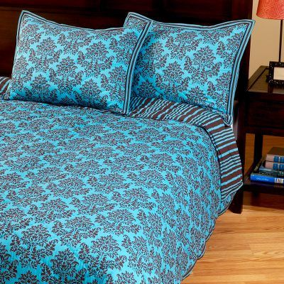 Aqua/Java Kapila Bedding