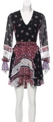 Rebecca Minkoff Knee-Length Printed Dress