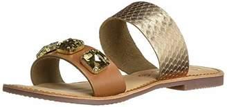 Callisto Women's Wrigley Flat Sandal
