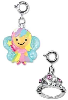 High Intencity CHARM IT!(R) 2-Pack Glitter Fairy & Tiara Charms