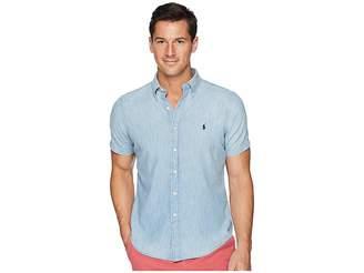 Polo Ralph Lauren Indigo Chambray Sport Shirt
