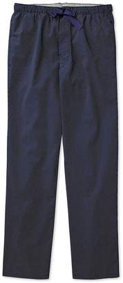 Charles Tyrwhitt Navy Dot Cotton Pajama Pants Size Large