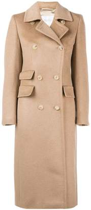 Max Mara structured classic coat