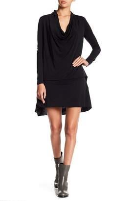 AllSaints Amei Long Sleeve Dress