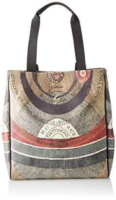 Gattinoni Women's GPCB004 Shoulder Bag Multicolour