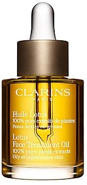 Clarins Women's Lotus Face Treatment Oil