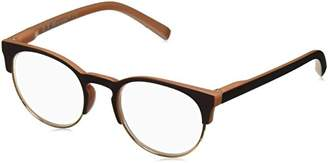 A. J. Morgan A.J. Morgan Unisex-Adult Articulate - Power 54232 Round Reading Glasses