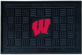 NCAA Fanmats FANMATS Wisconsin Badgers Doormat