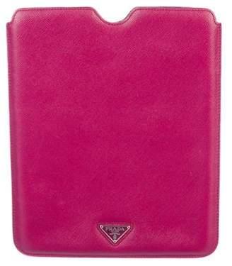 Prada Saffiano iPad Case