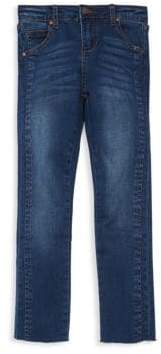 Joe's Jeans Girl's Charlie Raw-Cut Skinny Jeans