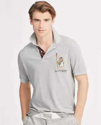 Ralph Lauren Classic Fit Bear Polo Shirt