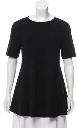 The Row Flared Knit Tunic