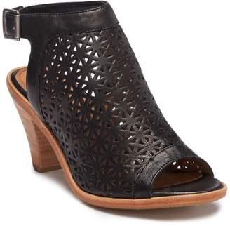 Trask Paisley Leather Sandal