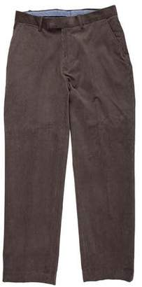 John Varvatos Velvet Corduroy Pants