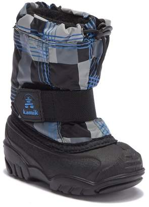 Kamik Tickle Waterproof Snow Boot (Toddler)