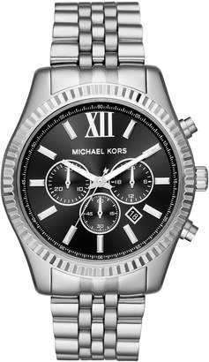 Michael Kors Lexington Bracelet Chronograph Watch, 44mm x 54mm