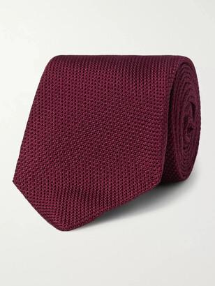 Kingsman + Drake's 8cm Silk-Grenadine Tie
