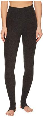 Beyond Yoga High Waist Stirrup Leggings Women's Casual Pants