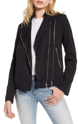 Blank NYC Blanknyc Double Zip Jacket