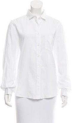 Boy. by Band of Outsiders Casual Button-Up Blouse $75 thestylecure.com