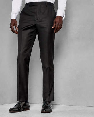 Ted Baker GLITZIT Pashion lurex check trousers