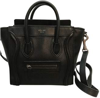 Celine Luggage leather crossbody bag