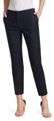 Fabiana Filippi Cropped Skinny Jeans