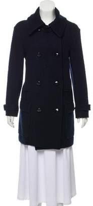 Etoile Isabel Marant Double- Breasted Knee-Length Coat