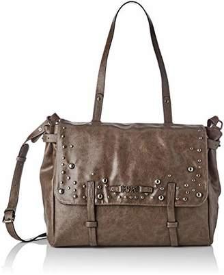 Le Temps Des Cerises Women's LTC5C42 Shoulder Bag Brown