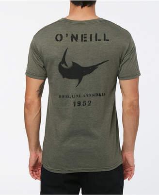 O'Neill Men's Marlin Back Graphic T-Shirt