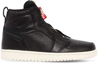 Nike Air Jordan 1 High Zip Sneakers