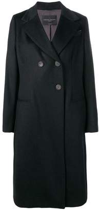 Fabiana Filippi double breasted cashmere coat