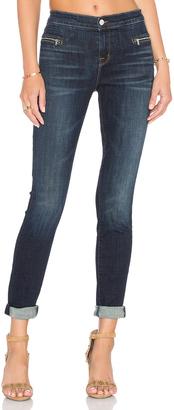 J Brand Emma Mid Rise Super Skinny $238 thestylecure.com