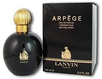 Lanvin àrpégé by 100ml Edp Spray women with 1 Nail Polish free Gift