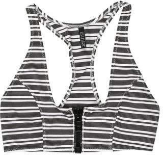 Lisa Marie Fernandez Elisa Stripe Bikini Top