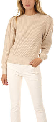 Frame denim Cropped Crewneck Sweater