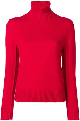 Chloé fitted roll-neck sweater