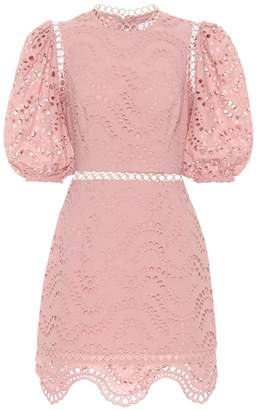 Zimmermann Exclusive to mytheresa.com – cotton voile dress