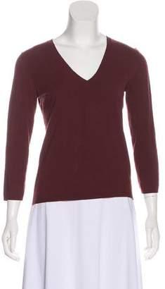 Theory Long Sleeve Knit Sweater