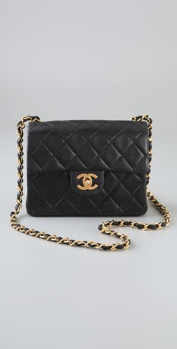 Wgaca Vintage Vintage Chanel 2.55 Classic Bag