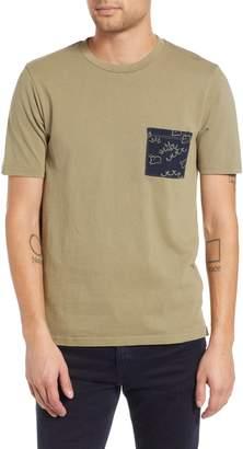Goodlife x 3x1 Split Hem Crewneck T-Shirt