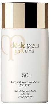 Clé de Peau Beauté UV Protective Emulsion for Body Broad Spectrum SPF 50/2.5 oz.