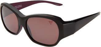 Foster Grant Haven Fits Over Santa Monica Sunglasses with Soft Case