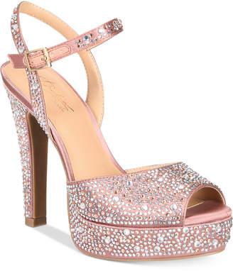 Thalia Sodi Bridget Platform Dress Sandals, Created for Macy's