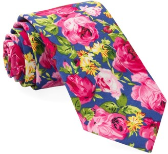 The Tie Bar Rosebush Floral