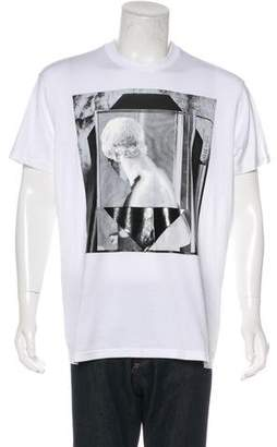 Givenchy Statue Graphic Print T-Shirt