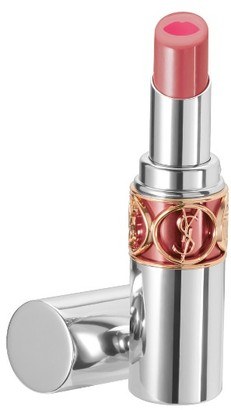 Yves Saint Laurent Volupte Tint-In-Balm - 01 Dream Me Nude $34 thestylecure.com