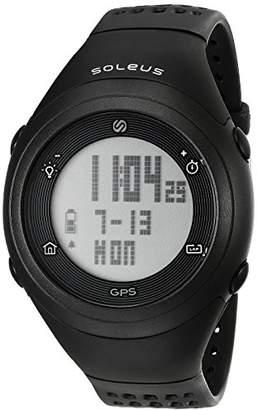 Soleus Unisex SG012-001 GPS Fly Digital Watch